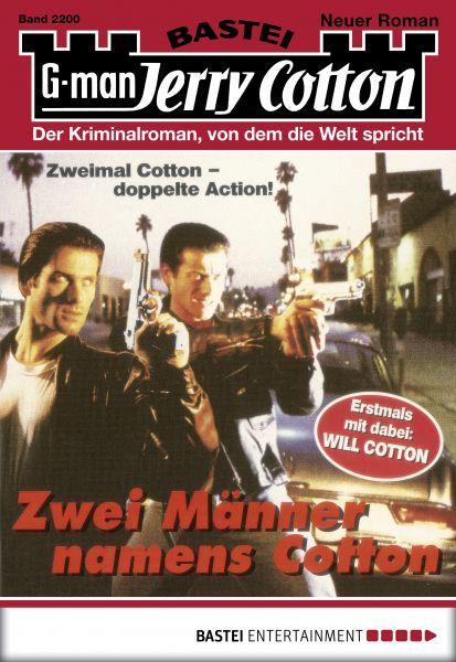 Jerry Cotton - Folge 2200