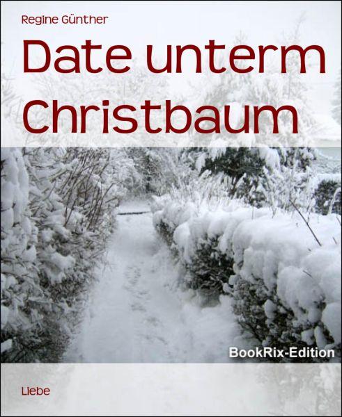 Date unterm Christbaum