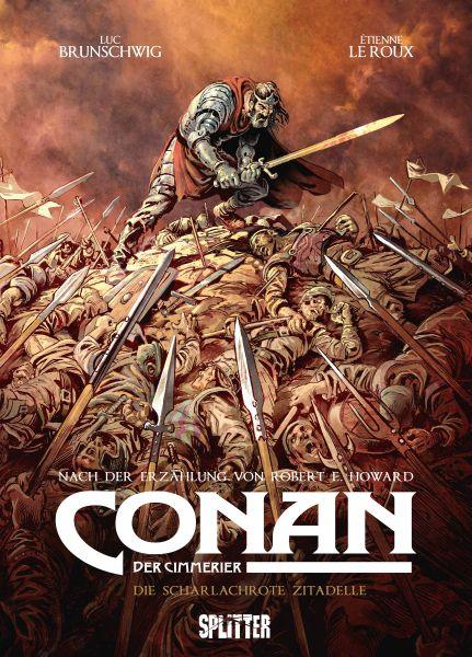 Conan der Cimmerier: Die scharlachrote Zitadelle