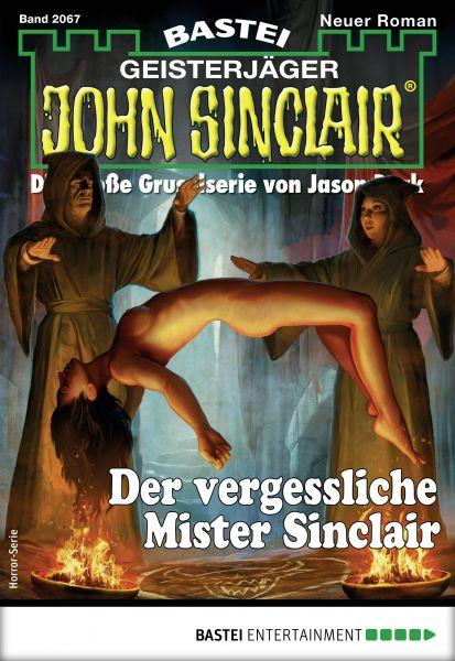John Sinclair 2067 - Horror-Serie