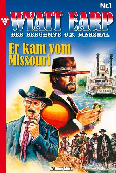 Wyatt Earp 1 – Western