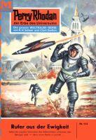 Perry Rhodan 114: Rufer aus der Ewigkeit (Heftroman)