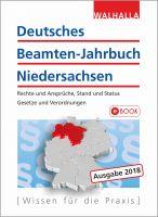 Deutsches Beamten-Jahrbuch Niedersachsen Jahresband 2018