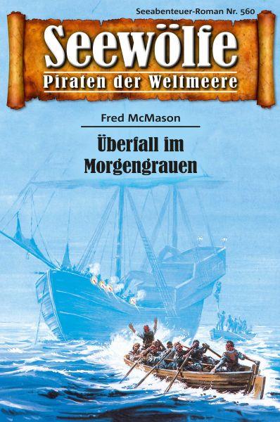 Seewölfe - Piraten der Weltmeere 560