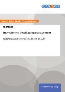 Strategisches Beteiligungsmanagement