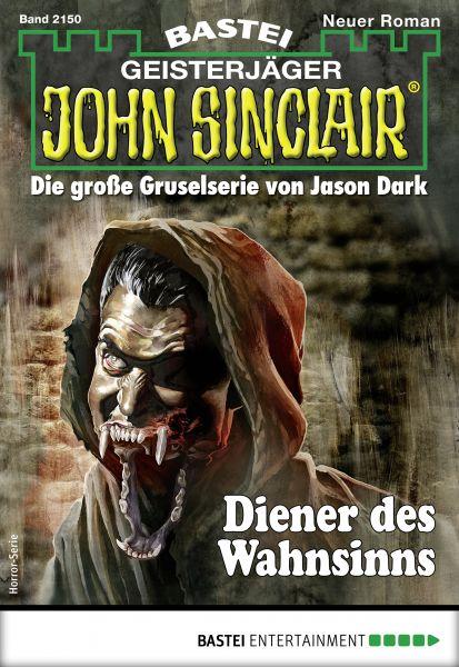 John Sinclair 2150 - Horror-Serie