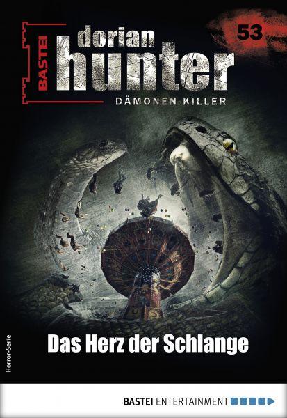 Dorian Hunter 53 - Horror-Serie