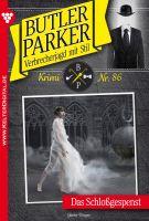 Butler Parker 86 - Kriminalroman