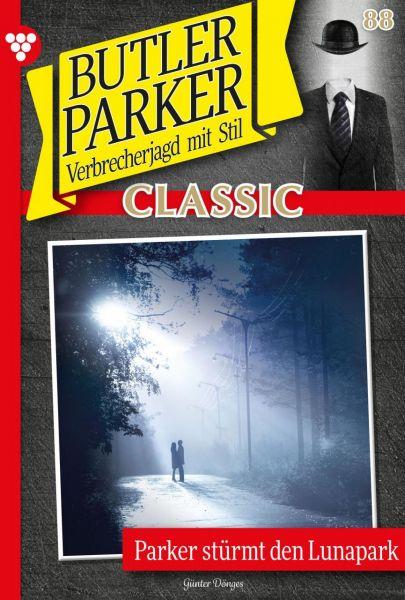 Butler Parker Classic 88 – Kriminalroman