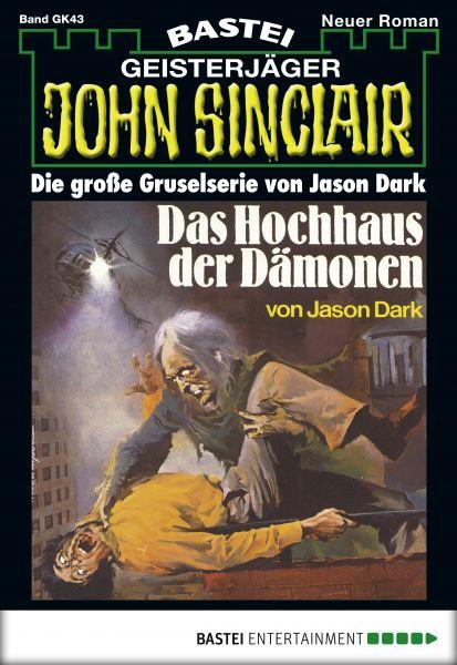 John Sinclair Gespensterkrimi - Folge 43