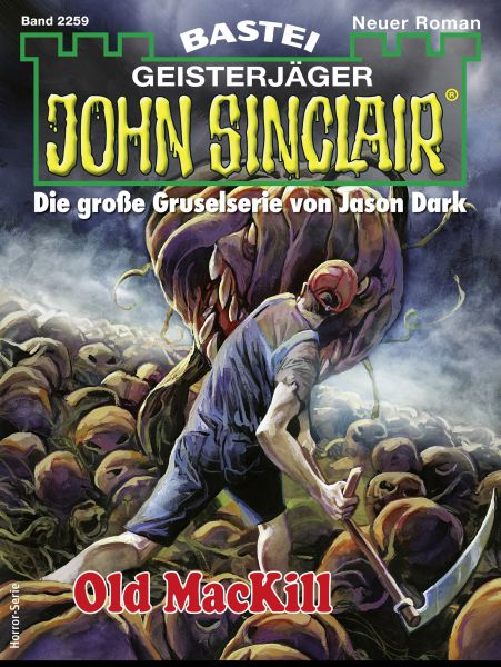 John Sinclair 2259