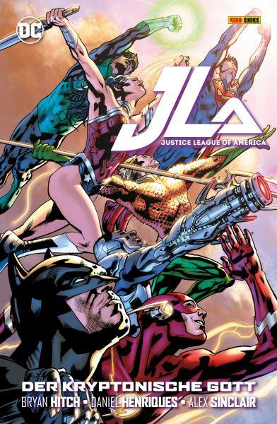 Justice League of America: Der kryptonische Gott