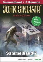 John Sinclair Sonder-Edition Sammelband 7 - Horror-Serie