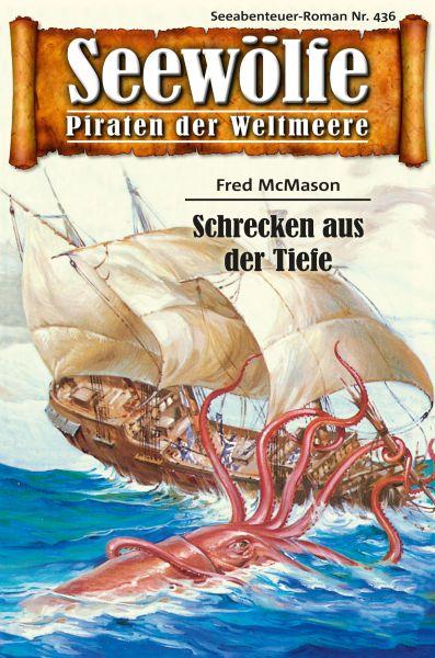 Seewölfe - Piraten der Weltmeere 436