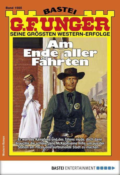 G. F. Unger 1985 - Western