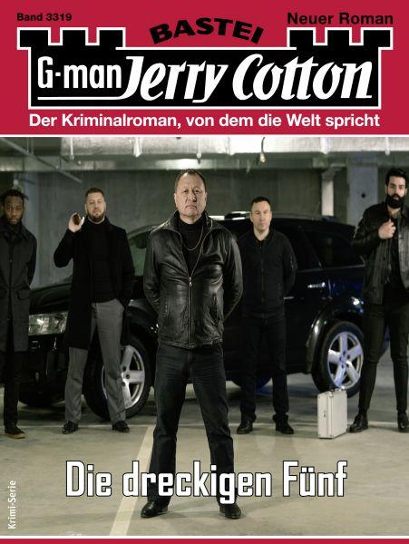 Jerry Cotton 3319 - Krimi-Serie