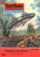 Perry Rhodan 454: Plünderer der Sterne (Heftroman)