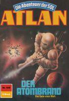 Atlan 545: Der Atombrand (Heftroman)