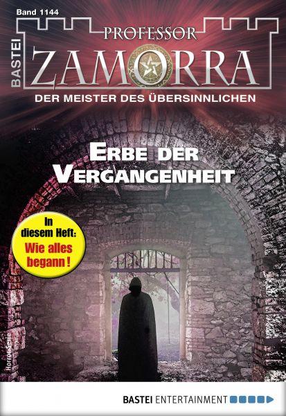 Professor Zamorra 1144 - Horror-Serie