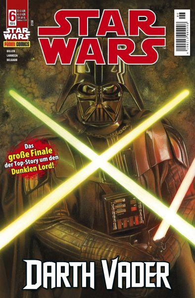 Star Wars Comicmagazin, Band 6 - Vader