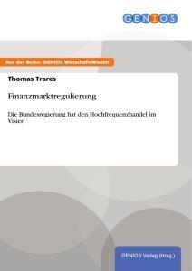 Finanzmarktregulierung