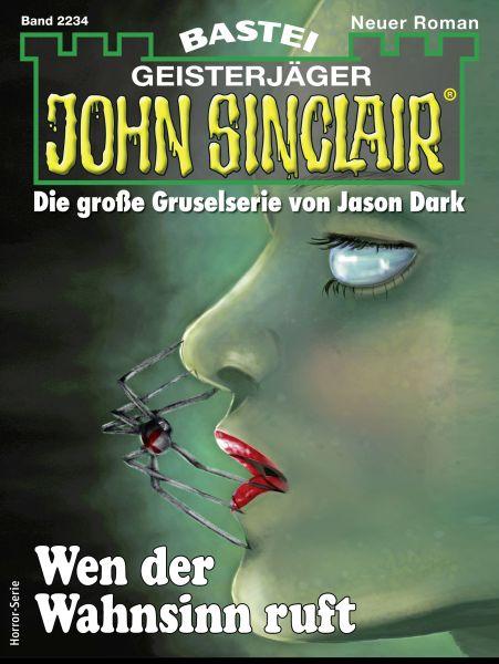 John Sinclair 2234 - Horror-Serie