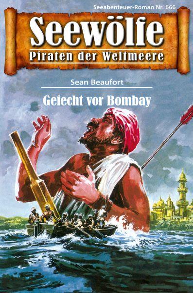 Seewölfe - Piraten der Weltmeere 666