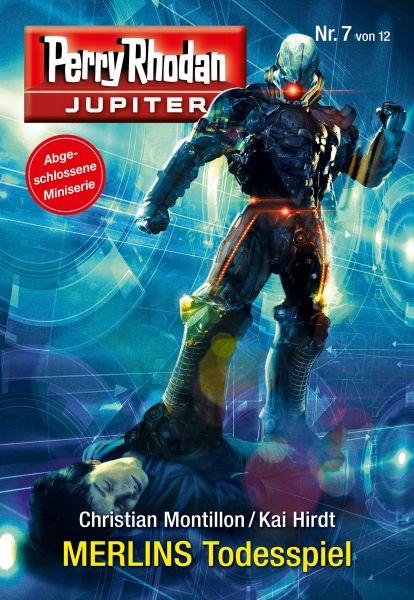 Jupiter 7: MERLINS Todesspiel