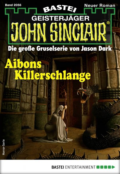 John Sinclair 2056 - Horror-Serie