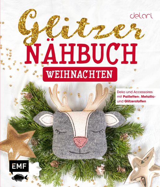 Das Glitzer-Nähbuch – Weihnachten