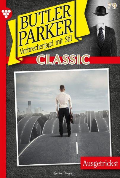 Butler Parker Classic 79 – Kriminalroman