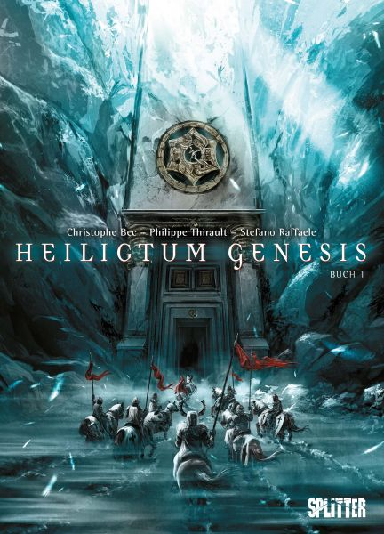Heiligtum Genesis. Band 1