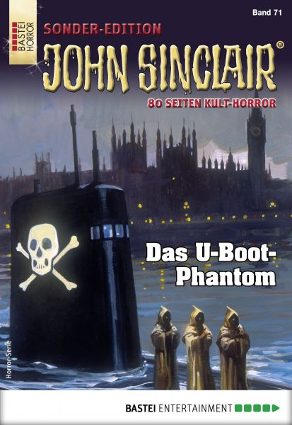 John Sinclair Sonder-Edition 71 - Horror-Serie