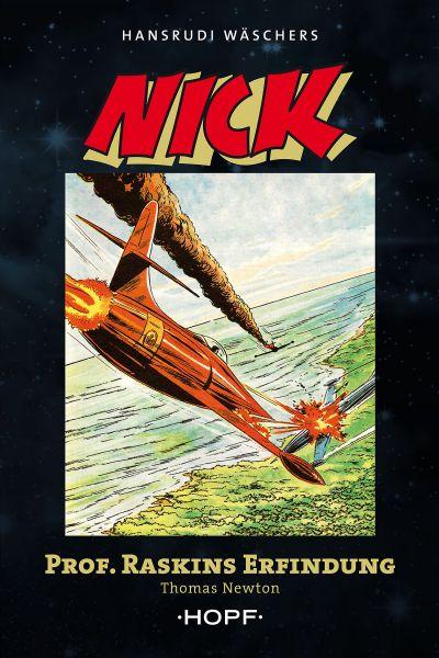 Nick 3 (zweite Serie): Professor Raskins Erfindung