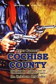 COCHISE COUNTY Western 19: Im Zeichen des Colts