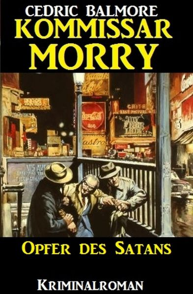 Kommissar Morry - Opfer des Satans