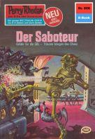 Perry Rhodan 898: Der Saboteur (Heftroman)