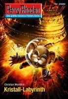 Perry Rhodan 2689: Kristall-Labyrinth (Heftroman)