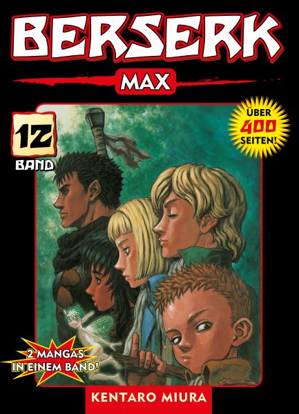 Berserk Max, Band 12