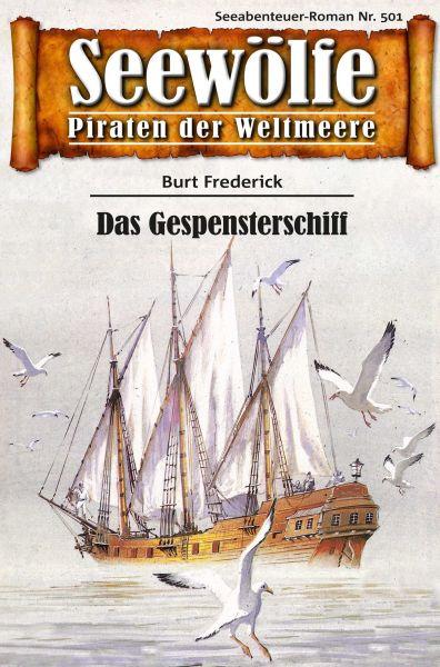 Seewölfe - Piraten der Weltmeere 501