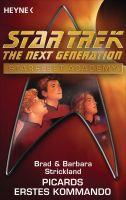 Star Trek - Starfleet Academy: Picards erstes Kommando
