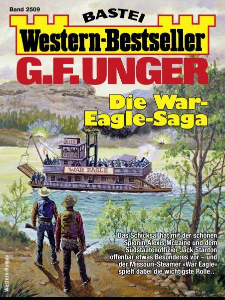 G. F. Unger Western-Bestseller 2509 - Western
