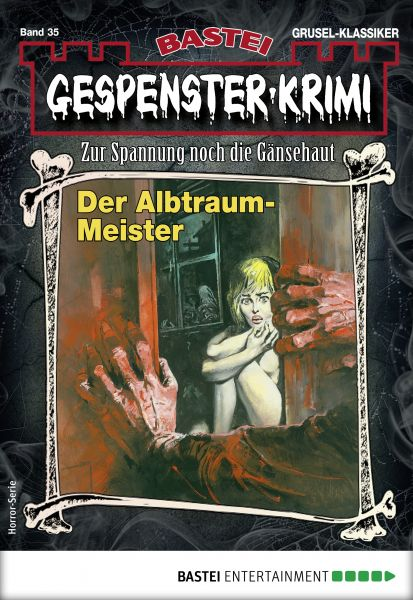 Gespenster-Krimi 35 - Horror-Serie
