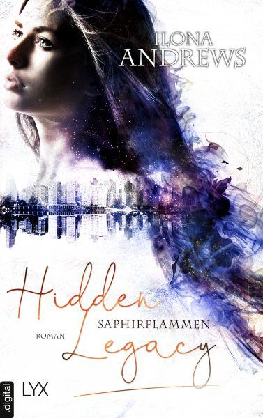 Hidden Legacy - Saphirflammen