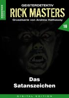 Rick Masters 16 - Das Satanszeichen