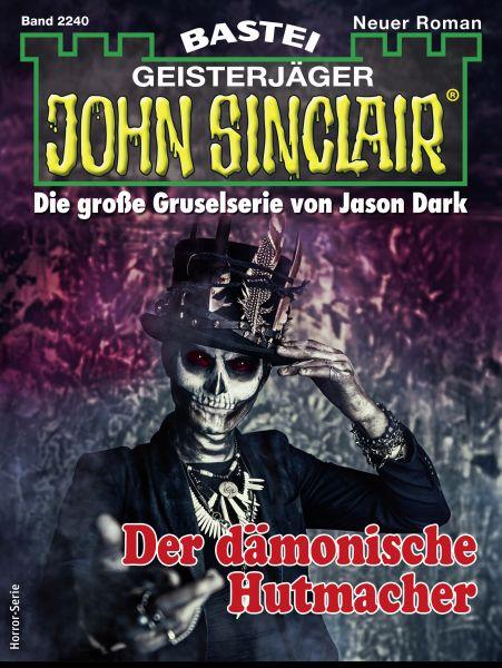John Sinclair 2240 - Horror-Serie