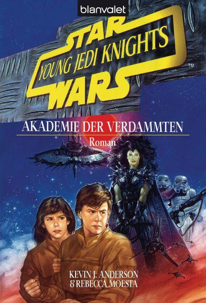 Star Wars. Young Jedi Knights 2. Akademie der Verdammten