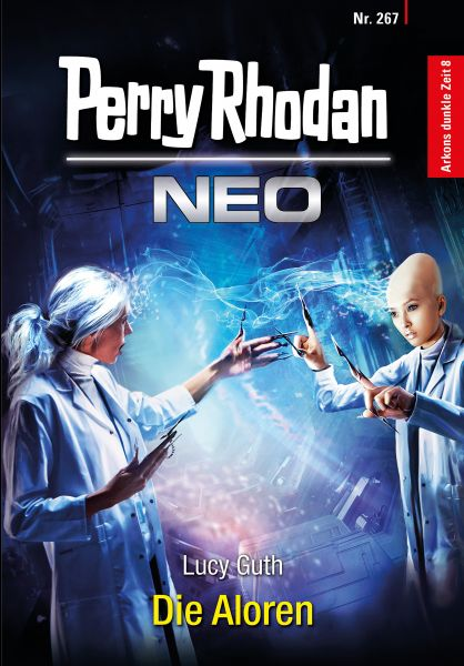 Perry Rhodan Neo 267: Die Aloren