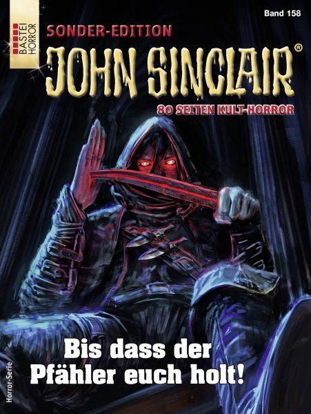 John Sinclair Sonder-Edition 158 - Horror-Serie
