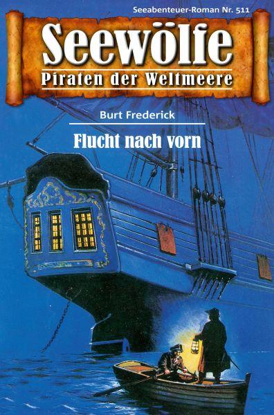 Seewölfe - Piraten der Weltmeere 511